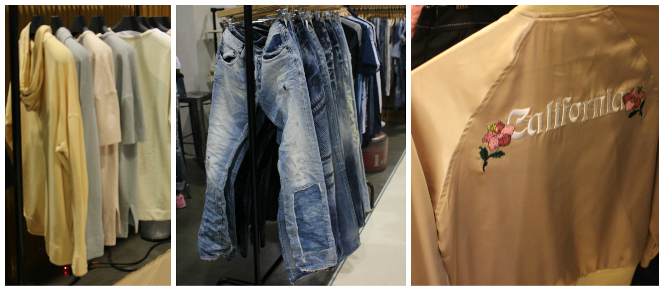 Big Spring Trends: Washed Colors, Denim & Hand Made Details